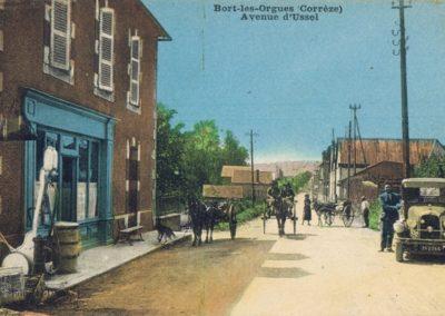 Avenue d'Ussel