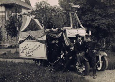 Fête du commerce et de l'industrie 11 août 1935
