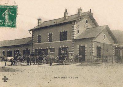 La Gare de Bort