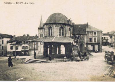 La Halle de Bort