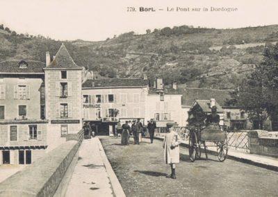 Le Pont sur la Dordogne