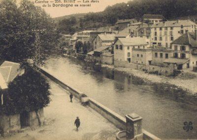 Les rives de la Dordogne