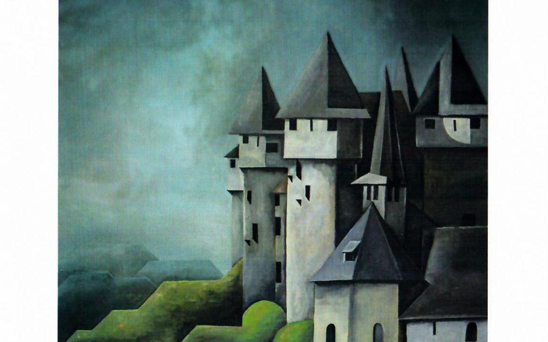 Exposition peinture de l'artiste SQUIZZATO au Château de Val DU 23 MARS AU 30 JUIN 2019