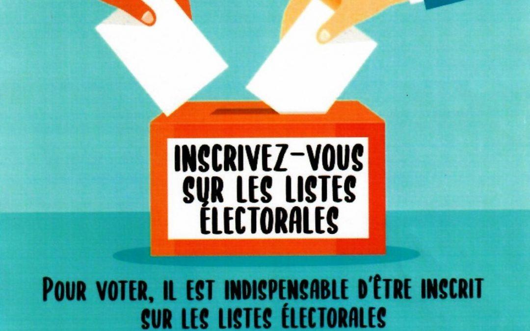 ELECTIONS MUNICIPALES 15 ET 22 MARS 2020