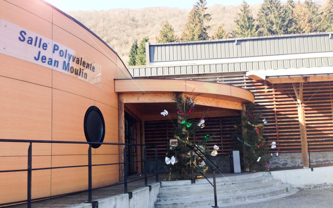 Le traditionnel repas des Ainés aura lieu le Dimanche 21 Janvier 2018 à la Salle Jean Moulin à 12h00